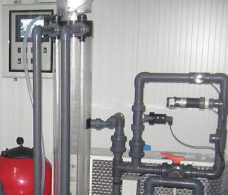 equipamiento de sistemas de medicición y control